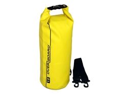 OverBoard - 12 Litre Dry Tube - YELLOW - Waterproof Bag | Eastackle
