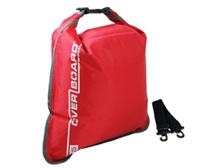 OverBoard - 15 Litre Dry Flat - RED - Waterproof Bag | Eastackle