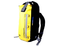 OverBoard - 20 Litre Classic Backpack - YELLOW - Waterproof Bag | Eastackle