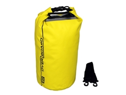 OverBoard - 20 Litre Dry Tube - YELLOW - Waterproof Bag | Eastackle