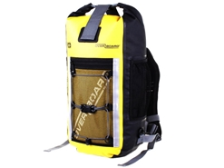 OverBoard -  20 Litre Pro-Sports Backpack - YELLOW - Waterproof Bag | Eastackle