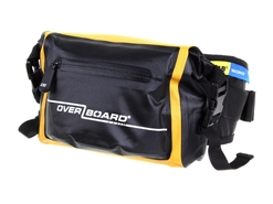 OverBoard - 3 Litre Pro-Light Waist Pouch - YELLOW - Waterproof Bag | Eastackle