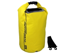 OverBoard - 30 Litre Dry Tube - YELLOW - Waterproof Bag | Eastackle