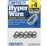 Owner Hyper Wire Split Ring #6