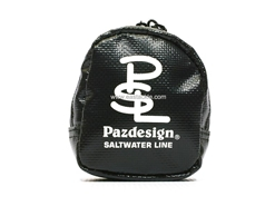 Paz Design - PSL LEADER POUCH - BLACK