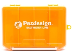 Paz Design - PSL LURE CASE - CLEAR-ORANGE