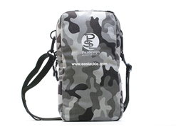 Paz Design - PSL SIDE POUCH - GREY CAMO