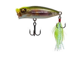 [PHOTOSHOOT] Megabass - Baby Pop-X - GLX SIGNAL PHANTOM AYU - Floating Popper | Eastackle