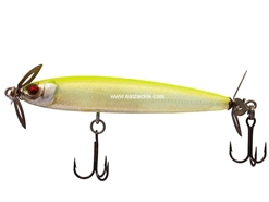[PHOTOSHOOT] Megabass - Baby X-PLOSE - GLX SIGNAL CHART - Slow Sinking Prop Bait | Eastackle