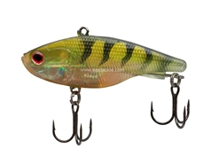 Preduce Longze MK2  - Soft Plastic Vibration Lure (16 grams) - Clear Lime Chart
