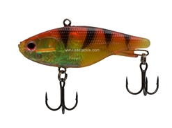 Preduce Longze MK2 - Soft Plastic Vibration Lure (16 grams) - Fire Tiger