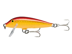 Rapala - Countdown Abachi CDA05 - HOLOGRAM GOLD RED - Sinking Minnow | Eastackle
