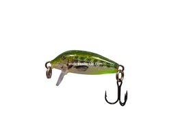 Rapala - Countdown CD01 - OLIVE GREEN MUDDLER - Sinking Minnow | Eastackle