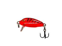 Rapala - Countdown CD01 - ORANGE TIGER - Sinking Minnow | Eastackle