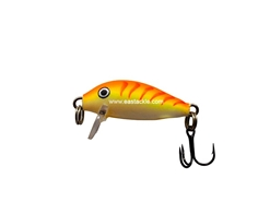 Rapala - Countdown CD01 - ORANGE TIGER UV - Sinking Minnow | Eastackle