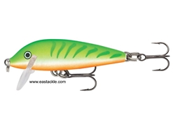 Rapala - Countdown CD03 - GREEN TIGER UV - Sinking Minnow | Eastackle