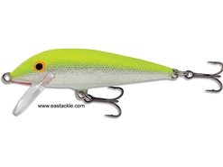 Rapala - Countdown CD03 - SILVER FLUORESCENT CHARTREUSE - Sinking Minnow | Eastackle