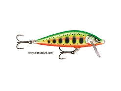 Rapala - Countdown Elite CDE55 - GILDED CHARTREUSE YAMAME - Sinking Minnow | Eastackle