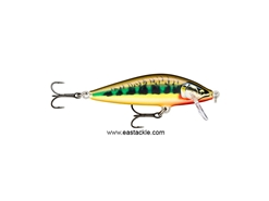 Rapala - Countdown Elite CDE75 - GILDED VAIRON - Sinking Minnow | Eastackle