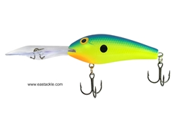 Rapala - Down Deep Rattlin Fat Rap DRFR07 - PARROT - Floating Crankbait | Eastackle