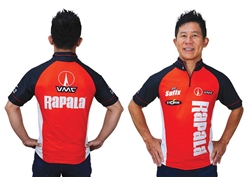 Rapala - Dri-Fit Jersey - RED - (M) | Eastackle