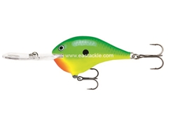 Rapala - DT Metal 20 DTMSS-20 - CHARTREUSE LIME - Floating Crankbait | Eastackle