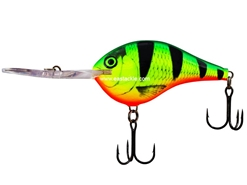 Rapala - DT Metal 20 DTMSS-20 - FIRE PERCH - Floating Crankbait | Eastackle