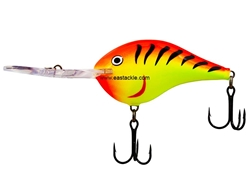 Rapala - DT Metal 20 DTMSS-20 - HOT TIGER - Floating Crankbait | Eastackle