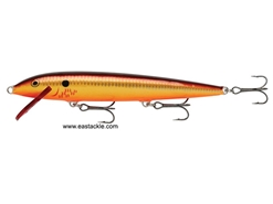 Rapala - Husky H13 - BLEEDING COPPER FLASH - Floating Minnow | Eastackle