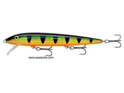 Rapala - Husky H13 - PERCH - Floating Minnow | Eastackle