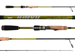 Rapala - Koivu - KVS651L - Spinning Rod | Eastackle