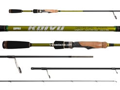 Rapala - Koivu - KVS652L - Spinning Rod | Eastackle