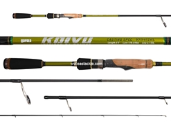 Rapala - Koivu - KVS652ML - Spinning Rod | Eastackle