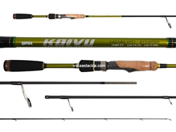 Rapala - Koivu - KVS662MH - Spinning Rod | Eastackle