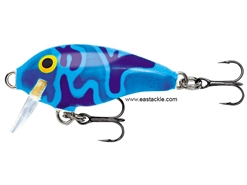 Rapala - Mini Fat Rap MFR03 - CAMO BLUE - Sinking Crankbait | Eastackle