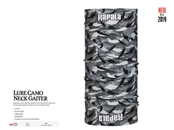 Rapala - Neck Gaiter -  LURE CAMO | Eastackle