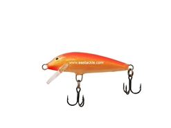 Rapala - Original Floating F05 - GOLD FLUORESCENT RED - Floating Minnow | Eastackle