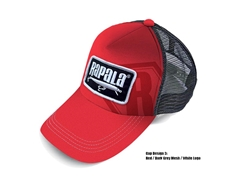 Rapala - Rapala Cap Urban Flat Mesh - Red | Eastackle
