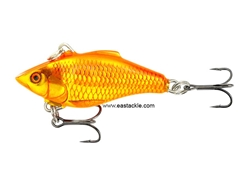 Rapala - Rattlin Rap RNR04 - GOLDFISH - Sinking Lipless Crankbait | Eastackle