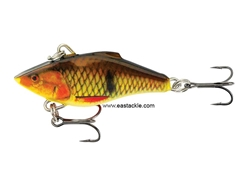 Rapala - Rattlin Rap RNR04 - JUNGLE PERCH - Sinking Lipless Crankbait | Eastackle