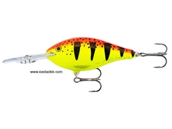Rapala - Risto Rap 08 - HOT TIGER - Floating Crankbait | Eastackle
