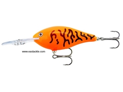 Rapala - Risto Rap 08 - ORANGE TIGER - Floating Crankbait | Eastackle