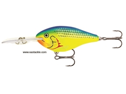 Rapala - Risto Rap 08 - PARROT - Floating Crankbait | Eastackle