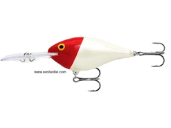Rapala - Risto Rap 08 - RED HEAD - Floating Crankbait | Eastackle