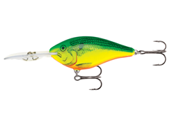 Rapala - Risto Rap 09 - FIRE SHAD - Floating Crankbait | Eastackle