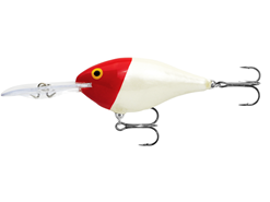 Rapala - Risto Rap 09 - RED HEAD - Floating Crankbait | Eastackle