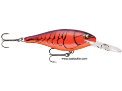 Rapala - Shad Rap Deep Runner SR04 - DEMON - Floating Minnow | Eastackle