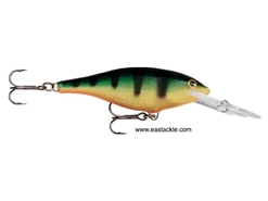 Rapala - Shad Rap Deep Runner SR04 - PERCH - Floating Minnow | Eastackle