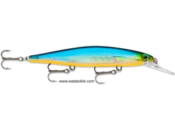 Rapala - Shadow Rap Deep SDRD11 - BLUE GHOST - Sinking Minnow | Eastackle