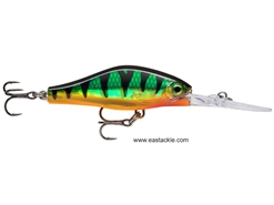 Rapala - Shadow Rap Jack Deep SDRJD05 - PERCH - Floating Crankbait | Eastackle